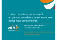RST 14102021 Lutter contre le stress et Ressources personnelles-environnementales